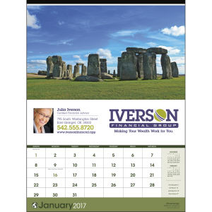 Promotional Wall Calendars-3112