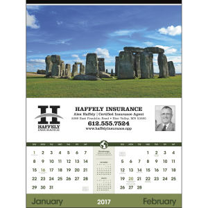 Promotional Wall Calendars-3209