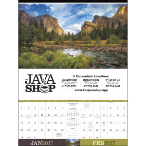 Promotional Wall Calendars-3216