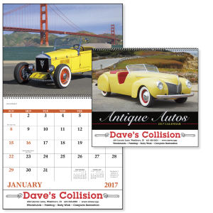 Promotional Wall Calendars-7057