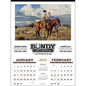 Promotional Wall Calendars-3204