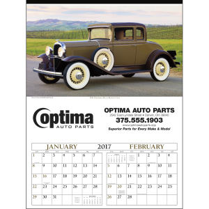 Promotional Wall Calendars-3200
