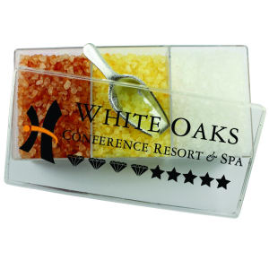 Promotional Bathroom Accessories-3WAY-BATH SALT