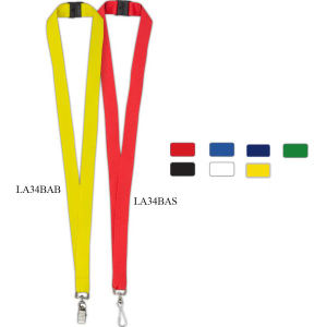 Promotional Badge Holders-LA34BAS