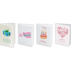 Promotional Greeting Cards-335110-F