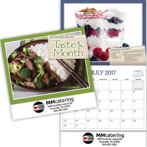 Promotional Wall Calendars-DC3082