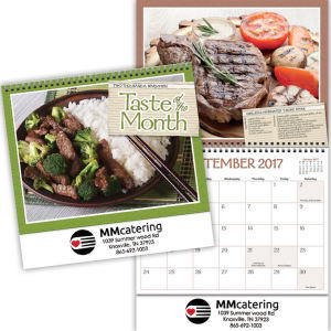 Promotional Wall Calendars-DC3582