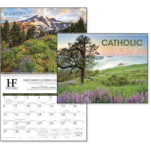 Promotional Wall Calendars-2504