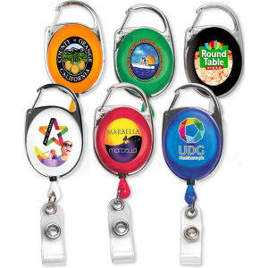 Promotional Retractable Badge Holders-RBRCAOP