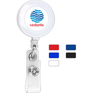 Promotional Retractable Badge Holders-RBRA