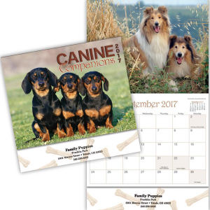 Promotional Wall Calendars-DC3039