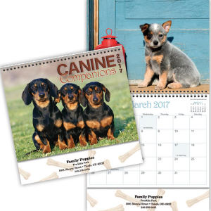 Promotional Wall Calendars-DC3539