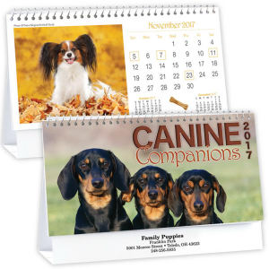Promotional Wall Calendars-DC5039