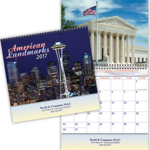 Promotional Wall Calendars-DC3588