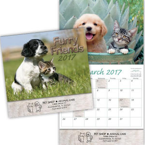 Promotional Wall Calendars-DC3093