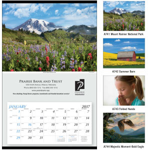 Promotional Wall Calendars-6404
