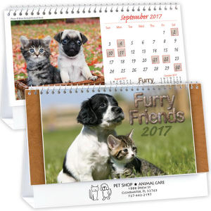 Promotional Desk Calendars-DC5093