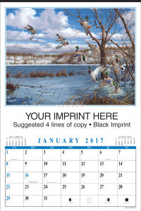 Promotional Wall Calendars-614