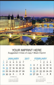 Promotional Wall Calendars-648