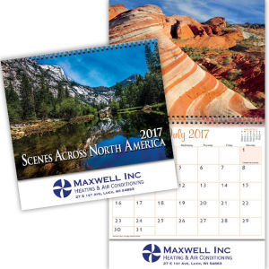 Promotional Wall Calendars-DC3599