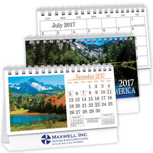 Promotional Desk Calendars-DC5599