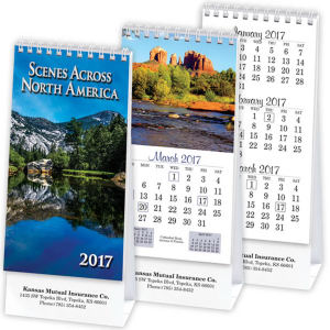 Promotional Desk Calendars-DC7699