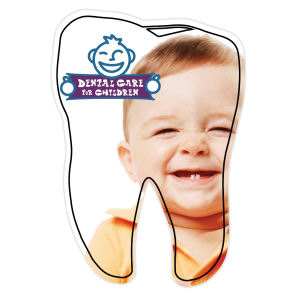 Promotional Magnetic Calendars-MAGNET-TOOTH