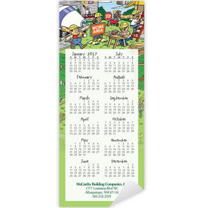 Promotional Magnetic Calendars-DC8556