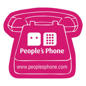 Promotional Recycled-MAGNET-PHONE