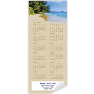 Promotional Magnetic Calendars-DC8560
