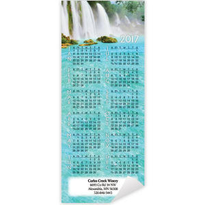 Promotional Magnetic Calendars-DC8561