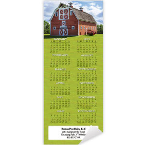 Promotional Magnetic Calendars-DC8563