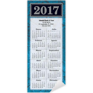 Promotional Magnetic Calendars-DC8572