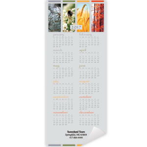 Promotional Magnetic Calendars-DC8578