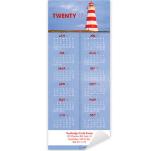 Promotional Magnetic Calendars-DC8590