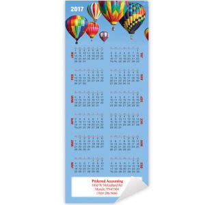 Promotional Magnetic Calendars-DC8598