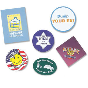 Promotional Labels, Decals, Stickers-152035