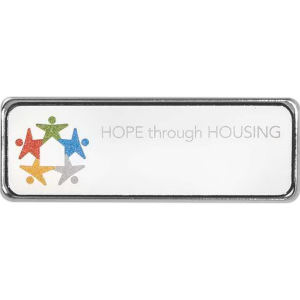 Promotional Name Badges-MFM-1030