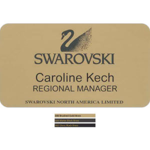 Promotional Name Badges-BRB-06
