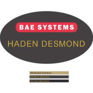 Promotional Name Badges-BSB-06