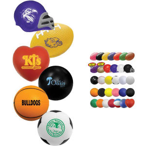 Promotional Stress Balls-FMS-FCD