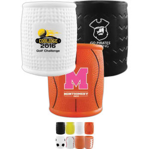 Sport foam beverage cooler
