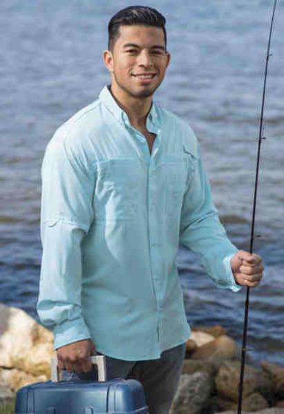 Baja fishing shirts made
