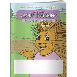 Promotional Coloring Books-CB1064