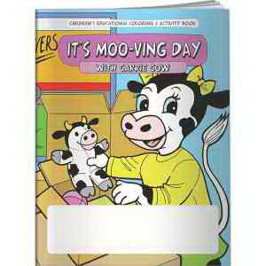 Promotional Coloring Books-CB1045