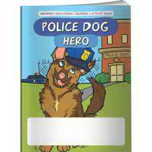 Promotional Coloring Books-CB1089