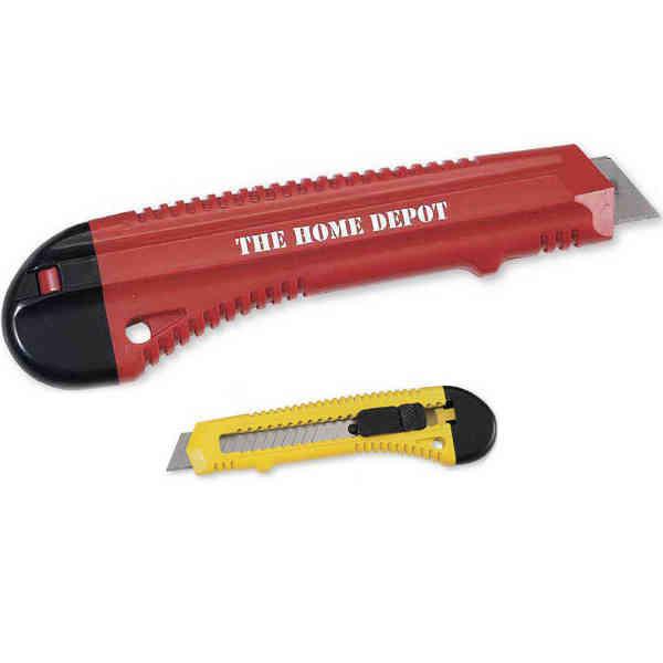 Jumbo utility knife with