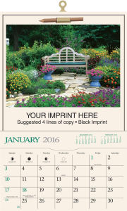 Promotional Wall Calendars-505
