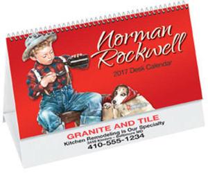 Promotional Desk Calendars-566