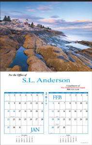 Promotional Wall Calendars-605